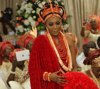 money speaking see photos from the olu of warri son�s